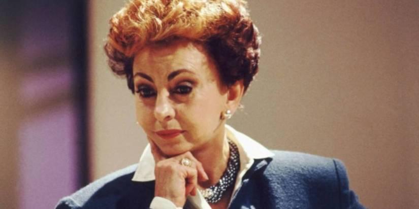 Beatriz Segall é Odete Roitman