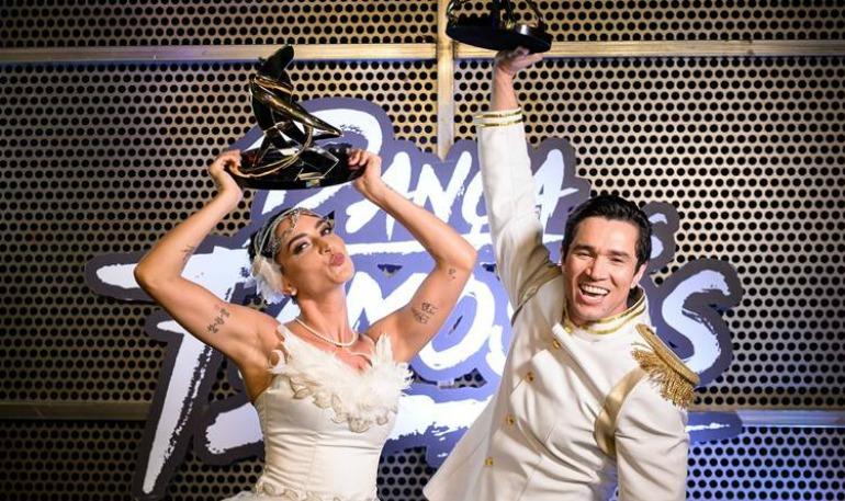 Maria Joana e Reginaldo Sama vencem a Dança dos Famosos 2017