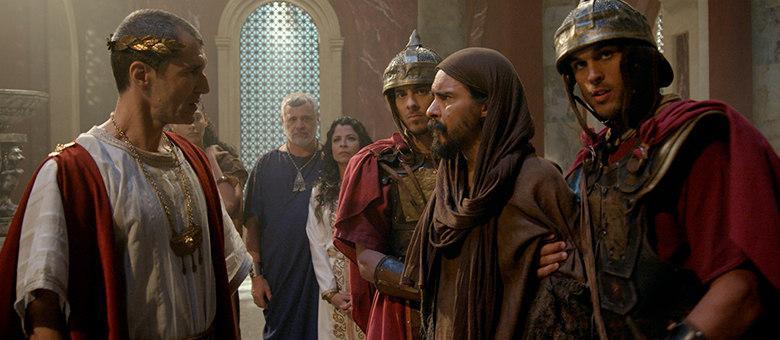 Pilatos e Barrabás