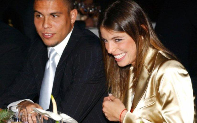 Ronaldo e Cicarelli