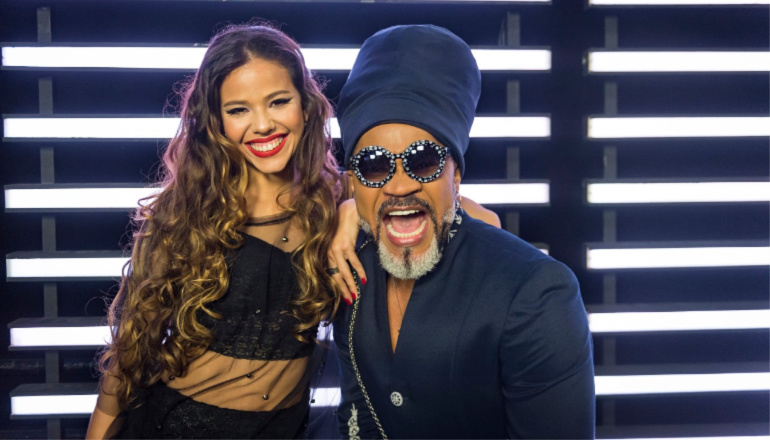 The Voice Brasil Érica e Brown