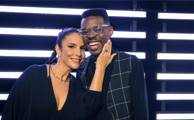 The Voice Brasil Ivete e Kevin