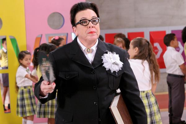 Carrossel diretora Olívia