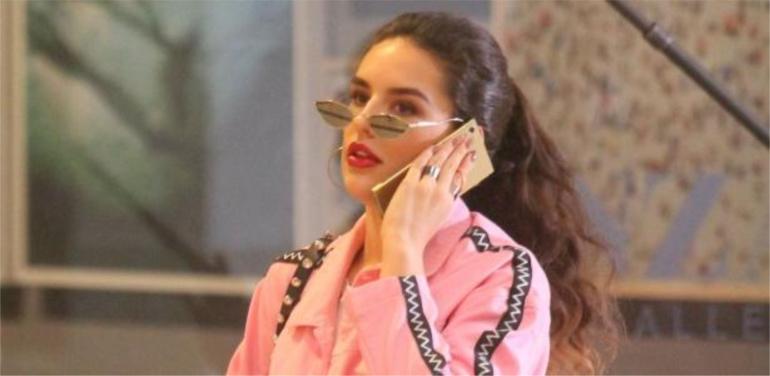 Espelho da Vida Mariane quer papel de Julia Castelo