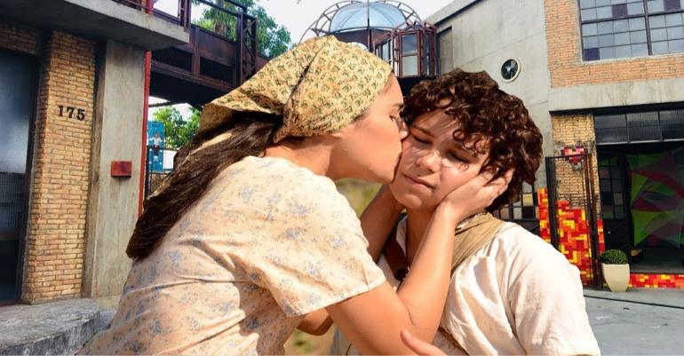 ASA AVENTURAS DE P0LIANA Josefa e João 2