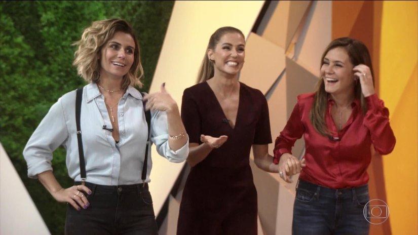 Troféu Domingão 2018 atrizes