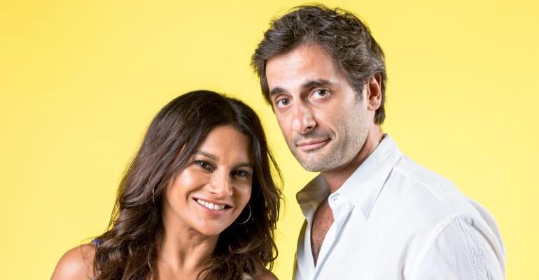 VERÃO 90 Janaina e Raimundo