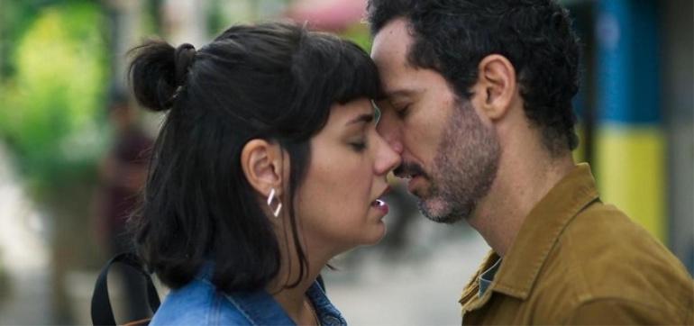 ÓRFÃOS DA TERRA Sara e Ali se casam2