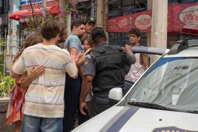 MALHAÇÃO Marco Rodrigo é preso 2